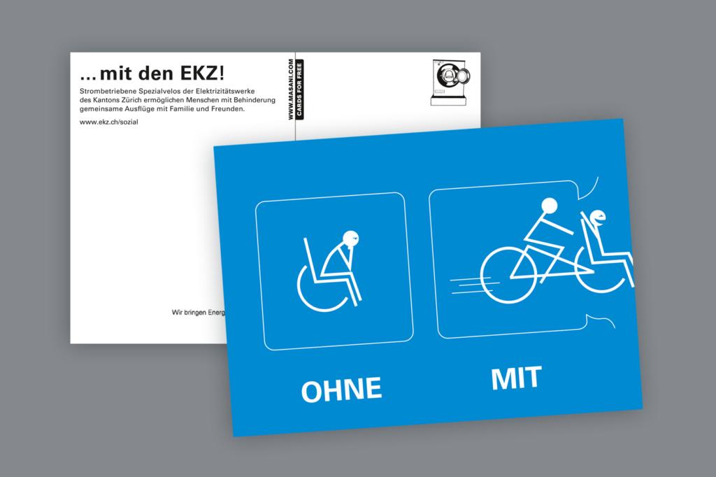 Postkarte EKZ
